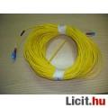 Optikai kábel kb.45m-es, 2 x LC + 2 x SC