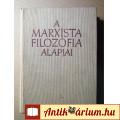 Eladó A Marxista Filozófia Alapjai (1961) Magyar/Csehszlovák közös kiadás