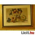 Eladó Gyümölcs csendélet - antik gobelin