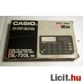 Casio SL-720L BK (1994) Üres Doboz Gyűjteménybe (2képpel :)