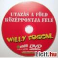 Utazás a Föld Középpontja Felé Willy Foggal Jogtiszta DVD Használt Mes
