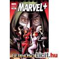 Eladó Marvel+ új képregény Bérhősök / Heroes for Hire különszám 2019/5 - Benne: Fekete Macska, Shang-Chi,