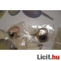 Eladó 2 darab férfi divat gyűrű 12 méret arany szín fekete köves-FoxPost 900
