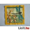 Eladó szalvéta - szitakötő