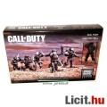 5db-os Call of Duty Mega Bloks figura szett - Seal Team tengerészgyalogos katona szett 06824 - 151 a