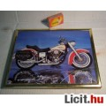 Eladó Dekorációs Falikép (Ver.4) Harley Davidson (törött!!)