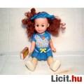 Játékbaba (Ver.14) 30cm Retro kb.1987 (5képpel)
