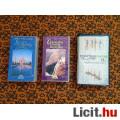 Eladó 3 VHS műsoros kazetta