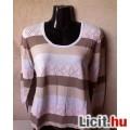 Eladó *K&L Csíkos vékony kötött pulóver M-es