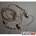 Eladó Headset (Ver.1) Hibás Noname Ezüst Színű Mobiltelefonhoz (4képpel :)