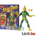 Eladó 16cm-es Marvel Legends figura Animated Spider-Man - Electro Pókember ellenség figura extra mozgathat