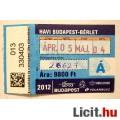 Eladó BKV Havibérlet 2012 Április (BKV Bérlet Gyűjteménybe) 2db állapot képp