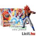 Eladó 16cm-es Dragon Ball Z figura - Gogeta Super Saiyan 4 mozgatható figura építő modell szett - Bandai F