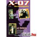 Eladó Magyar képregény - X-07 Akciómagazin 01. szám 1995/1 - magyar nyelvű Semic / Kandi Lapok sorozat - r