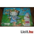 Eladó Hello Kitty puzzle kirakó 63 darabos 38 cm x 26 cm - Új!