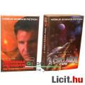 Eladó xx Használt könyv - 2db Möbius - K.W. Jeter Szárnyas Fejvadász 2 + Buzz Aldrin & John Barnes A C