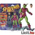 Eladó 16cm-es Marvel Legends figura Animated Spider-Man - Green Goblin / Zöld Manó Pókember ellenség figur