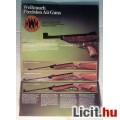 Eladó HWM Arminus Légfegyver Katalógus kb.1995 (Angol) 2képpel
