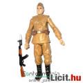 Eladó Indiana Jones - 10cm-es Orosz / Szovjet katona figura AK-47 Kalashnikov gépfegyverrel - csom. nélk.