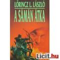 Eladó Leslie L. Lawrence: A sámán átka