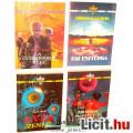 Eladó xx Használt könyv - 4db Sci-Fi Mesterei - Ursula K. Le Guin Égi Eszterga, Arthur C Clarke Gyermekkor