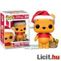 Eladó 10cmes Funko POP figura Disney Micimackó / Winnie the Pooh POP 514 - karácsonyi kiadás - nagyfejű me