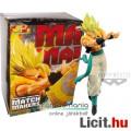 Eladó 16-18cm-es Dragon Ball Z figura - Gogeta figura sárga hajjal, repülő-ugró pózban - Banpresto Dragonb