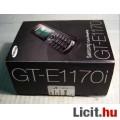 Eladó Samsung GT-E1170i (2012) Üres Doboz (Ver.1)
