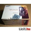 Eladó Samsung C3050 (2009) Üres Doboz (Ver.1)