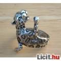 Eladó Egyedi tibeti ezüst leopard gyűrű