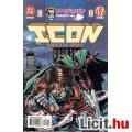 Eladó Amerikai / Angol Képregény - Icon 08. szám - DC Comics amerikai képregény használt, de jó állapotban