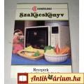 Eladó Samsung Szakácskönyv-Receptek Mikrohullámú Sütőkhöz (1990) 8kép+Tartal