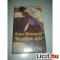 Eladó Ernest Hemingway: Veszélyes nyár