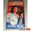 Eladó Csábítás (Amanda Quick) 1994 (6kép+Tartalom :) Romantikus