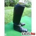 Eladó *Fekete bőr lovagló csizma 36-os