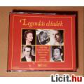 Eladó Legendás Előadók (5CD-s) 2003 (jogtiszta) karcmentes