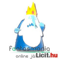 Eladó Adventure Time / Kalandra Fel 5-6cm mini figura - Ice King / Jégkirály figura - Cartoon Network, cso