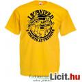 Eladó Five Nights at Freddys - új FNAF póló I SURVIVED 5 NIGHTS póló Sárga színben - gyerek M, L, XL méret