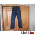 Eladó 27 női farmernadrág Jeans sötétkék ,66cm csípőbőség 800.-Ft