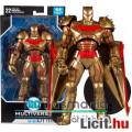 Eladó 18cm-es DC Multiverse Hellbat Suit / Armor Batman figura - Gold Edition arany verzió szétnyitható sz