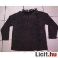 Eladó *Szürke kötött pulóver kb. M-es