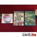 Eladó PS2 - 3db játék
