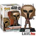 Eladó 10cmes Funko POP figura Star Wars Tha Mandalorian figura új The Armorer Mandalorian kovács POP 353 n