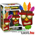 10cmes Funko POP Crash Bandicoot Aku Aku figura nagyfejű Gamer / Videojáték karikatúra figura
