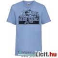 Eladó Five Nights at Freddys - új FNAF póló Freddy Fazbears\'s Pizza póló kék színben - gyerek M, L, X