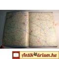 Der Strassen-Atlas von Aral Europa (1993) 4képpel