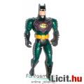 Eladó Batman figura Retro 90s Kenner 12cmes TAS Batman figura zöldes króm páncélruhában - Batman The Anima