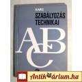 Eladó Szabályozástechnikai ABC (E. Karg) 1968 (Műszaki) 7kép+tartalom