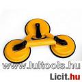Üvegemelő tappancs alumínium EP-50229