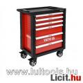Eladó Yato YT-55300 szerszámkocsi, szerszámokkal 177db-os, 6 fiókos